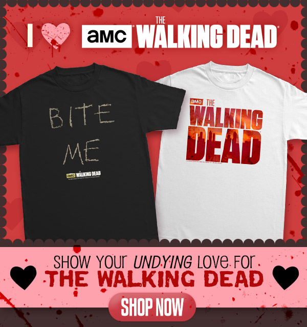 TWD Valentineu0027s Day Gifts 15% Off*with Code: 2DIEFOR At Checkout. Sale Ends  Feb. 12th
